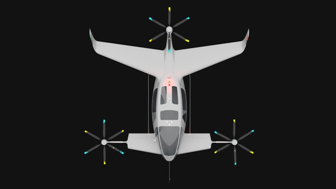This new six-passenger eVTOL will become a leading commuter aircraft