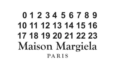 Martin Margiela label
