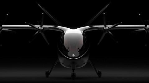 Archer electric flying car