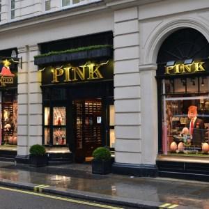 Thomas Pink storefront