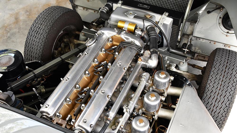 1962 Jaguar Series I E Type