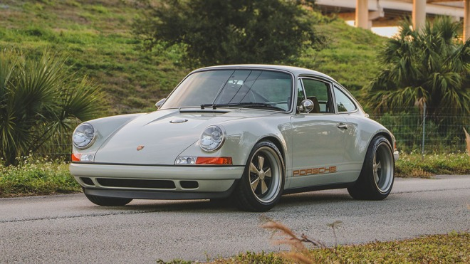1989 Porsche 911 Reimagined by Singer