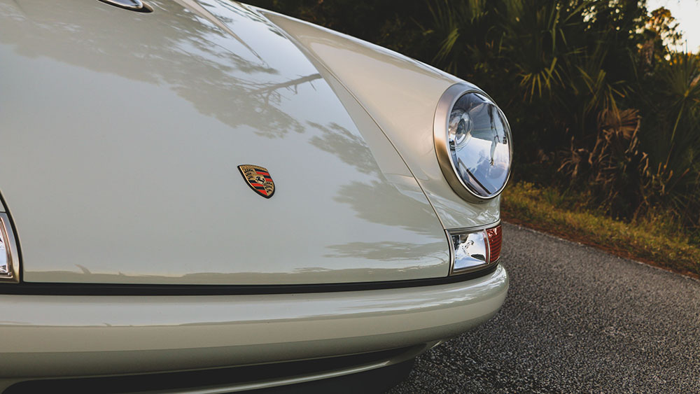 1989 Porsche 911 Reimagined by Singer