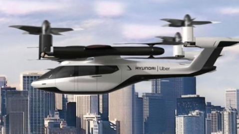Los Angeles is creating a new urban air mobility network for electric air taxis
