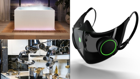 10 Best Tech Things We Saw at CES 2021