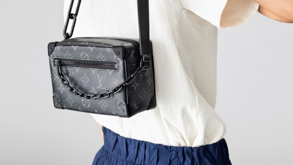 Louis Vuitton mini trunk