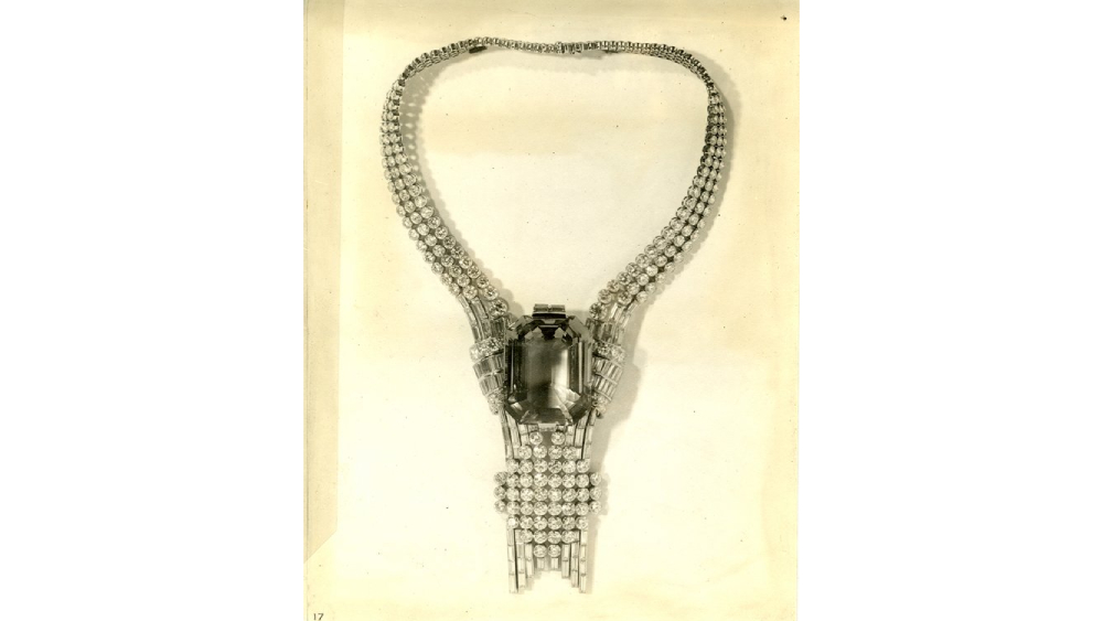 Tiffany & Co. World's Fair necklace