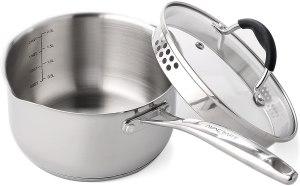 Avacraft Stainless Steel Saucepan