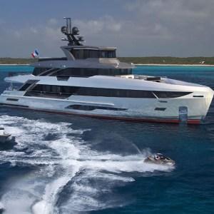 Bering Yachts B107