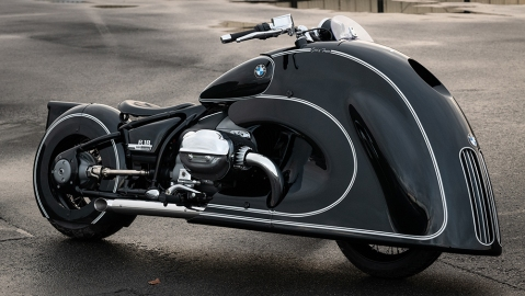 BMW Spirit of Passion Custom R18