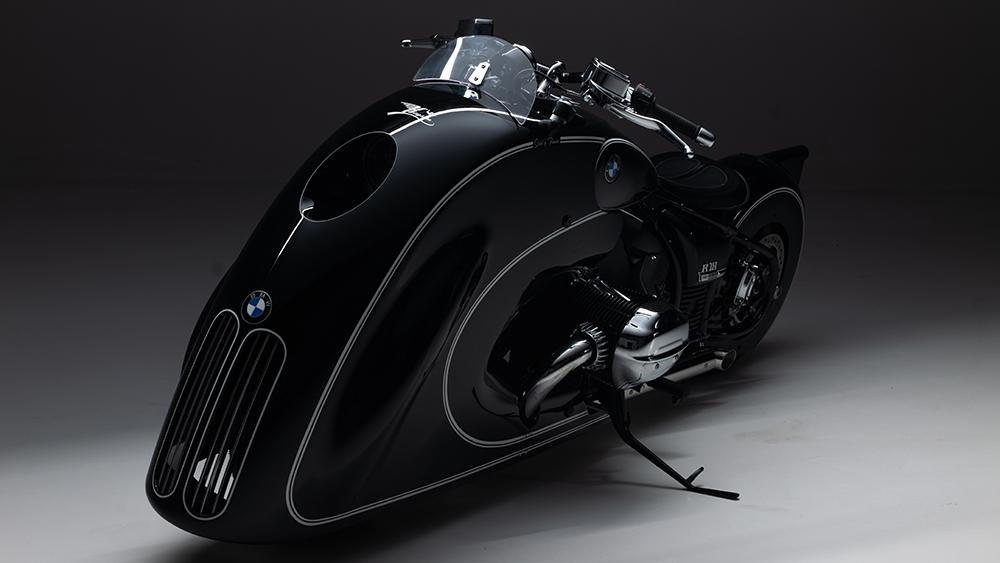 BMW Spirit of Passion Custom R18