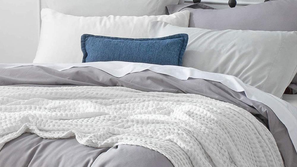 Bedsure Cotton Bamboo Blanket