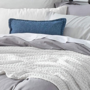 Bedsure Cotton Bamboo Blanket