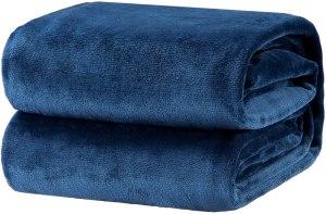 Bedsure King-Size Fleece Blanket