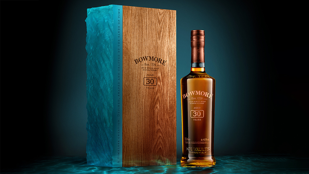 Bowmore's Latest Whiskey Release Is a Collector-Worthy 30-Year-Old Single Malt