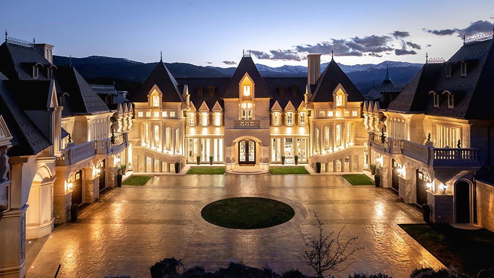 Home of the Week: Inside a $12 Million Colorado Castle Inspired by a Famed Asheville Landmark