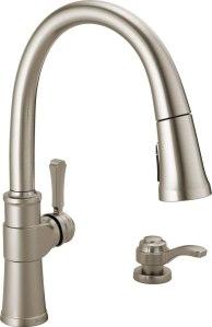 Delta Faucet Single-Handle Kitchen Sink Faucet