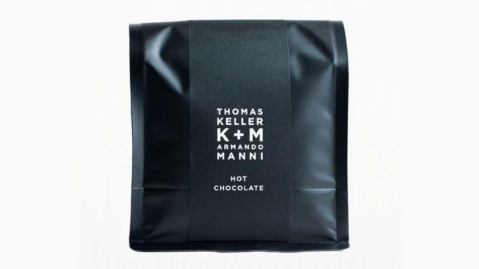 Thomas Keller Armano Manni hot chocolate