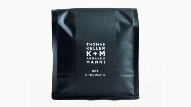 Thomas Keller Armano Manni hot chocolate