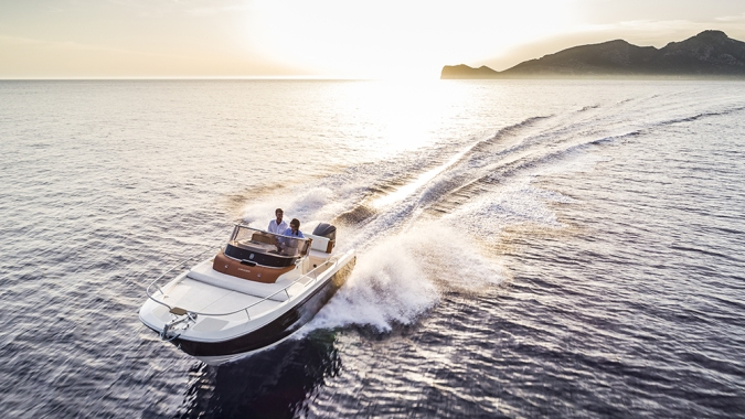 Invictus Yacht's New Line of Day Boats Was Inspired by an Italian Coastline
