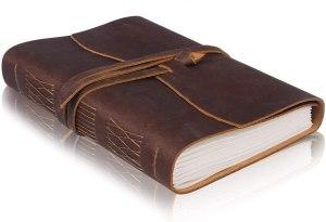 Jack&Chris Leather Journal