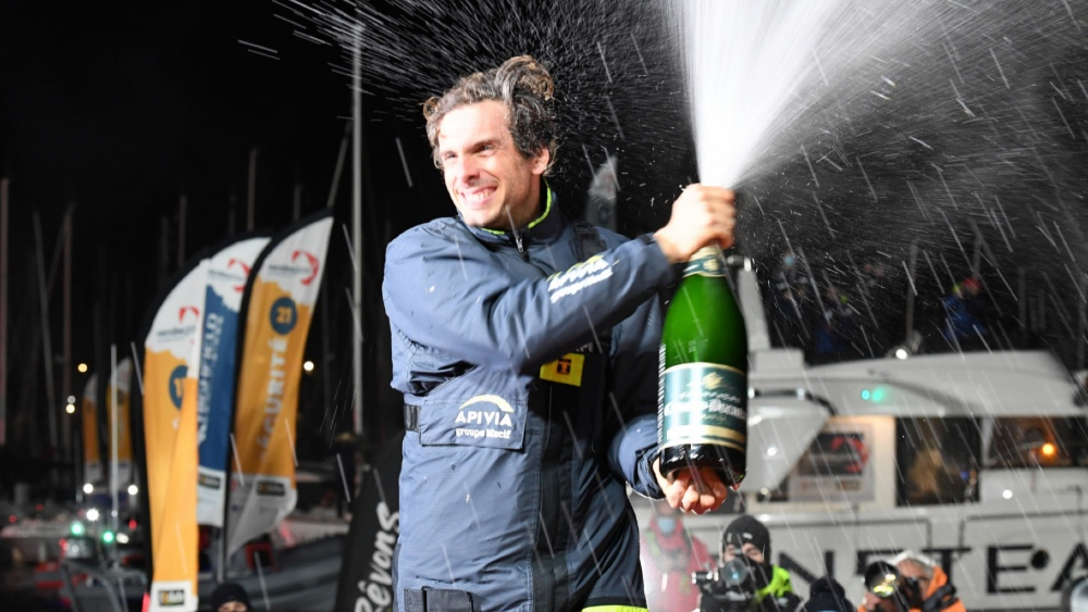 The Vendee Globe solo round-the-world sailboat ended with much drama