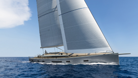 The new Nautor's Swan 88 will be the first in a new Maxi series for the Finnish builder