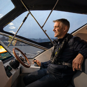 Volvo Penta's Assisted Docking Makes Boating Easier and Much Less Stressful