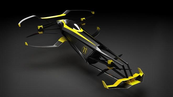 MACA Carcopter