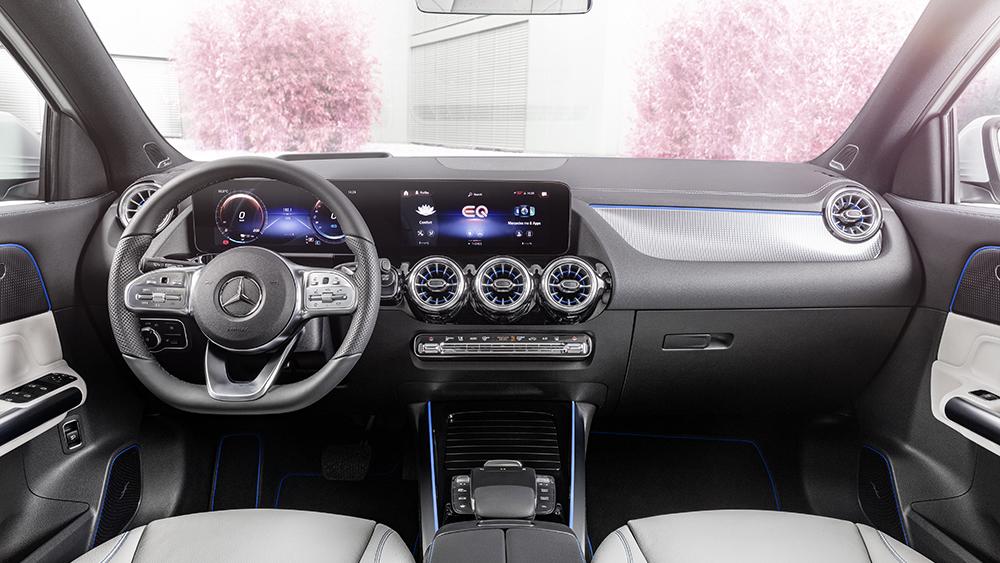 Mercedes-Benz 2022 EQA