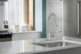 Moen One-Handle Pulldown Kitchen Faucet