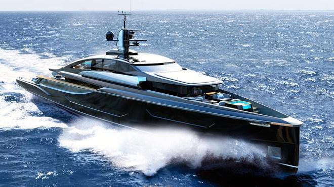 Mr Hunt Superyacht
