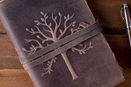 NomadCraftsCo Vintage Leather Journal