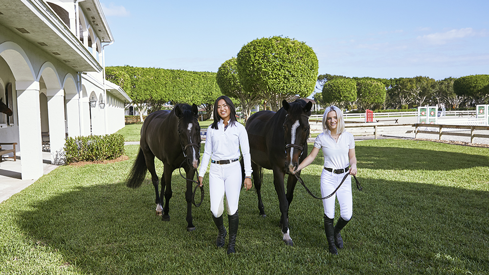 robbreport.com: 'Neutrality Is Racism': How a Teenage Horse Riding Champion Called Out Inequality in the Equestrian World
