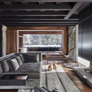 Liaigre chalet St. Moritz