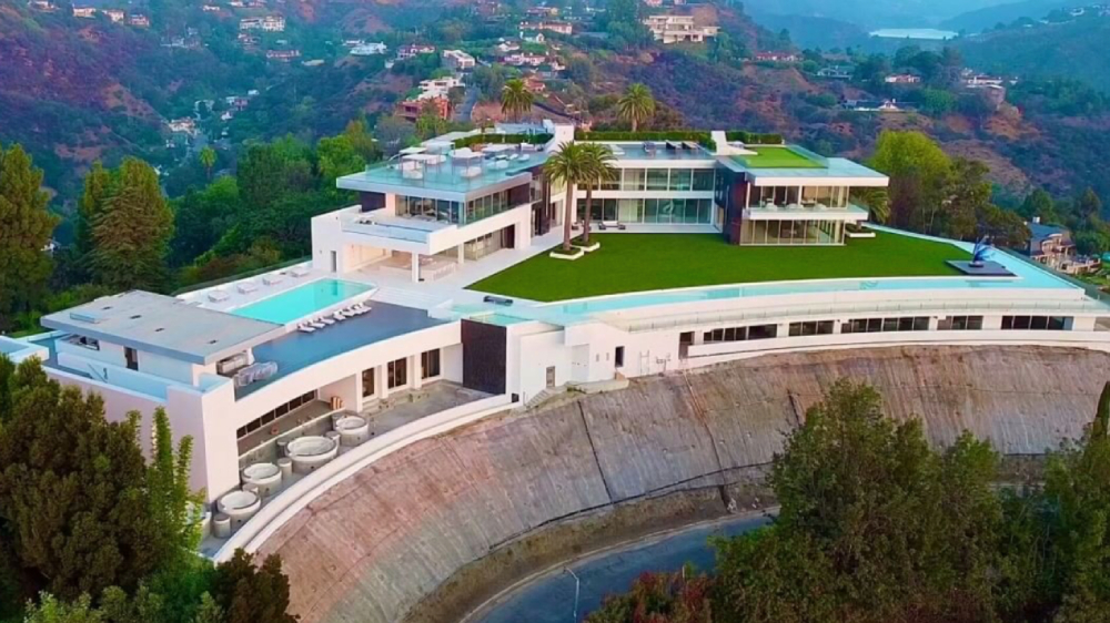 The Bonkers Bel-Air Megamansion Known as 'The One' Is Reportedly Coming to Market for $340 Million