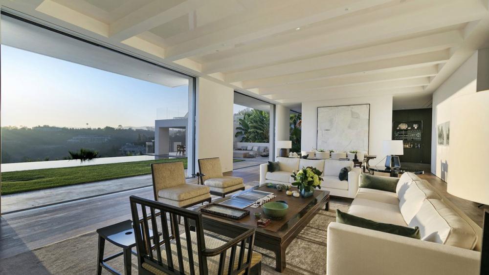 Trevor Noah Bel Air mansion