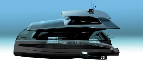 VW Silent Yachts Silent 50