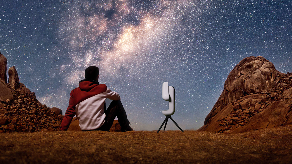 Vespera Smart Telescope