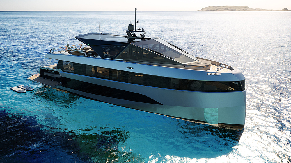 Wally Yachts WHY200