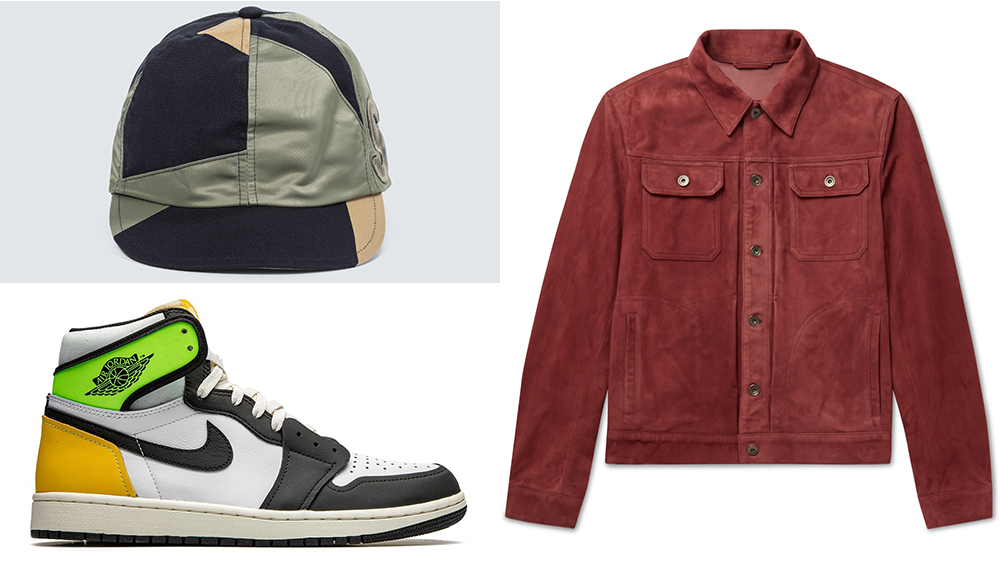 Best New Menswear January 15, 2021