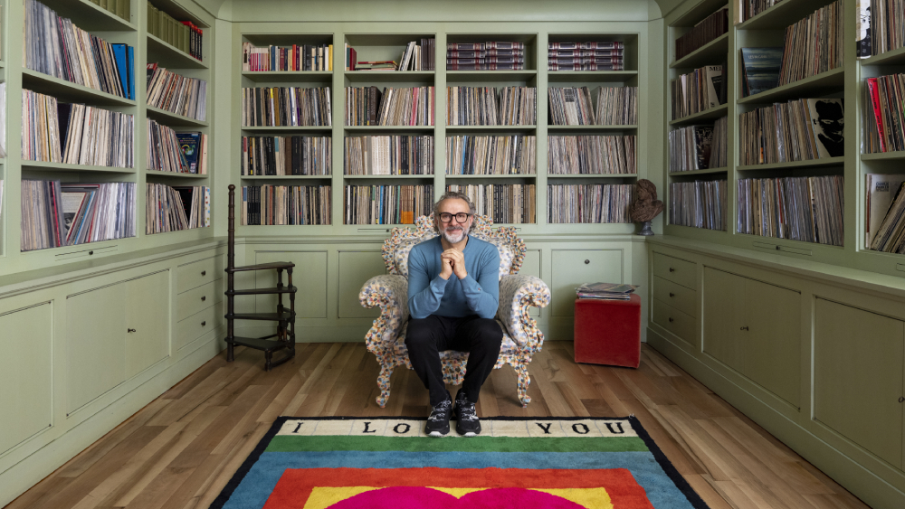 Chef Massimo Bottura on Late-Night Cravings, Gucci Sweaters and Being Too Shy to Meet Bob Dylan
