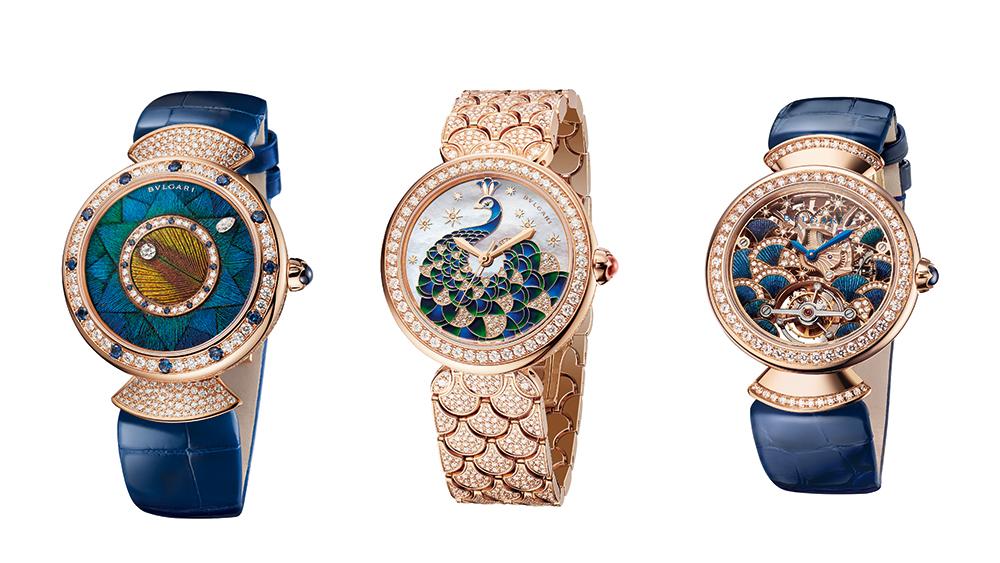 Bulgari Diva's Dream Watches