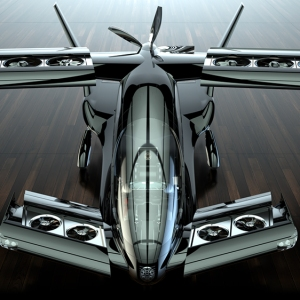 Horizon Aircraft Cavorite X5 hybrid eVTOL