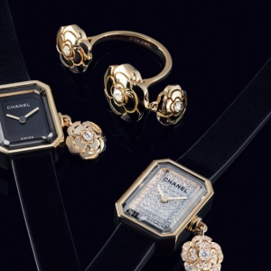 Chanel EXTRAIT DE CAMÉLIA watch