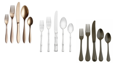 Flatware, Design, Home