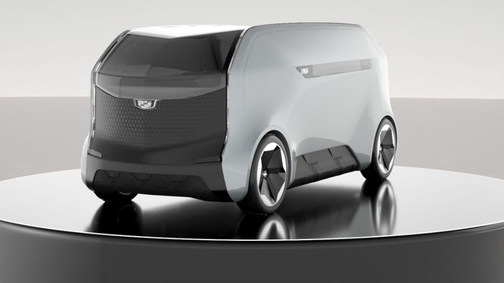Cadillac autonomous vehicle