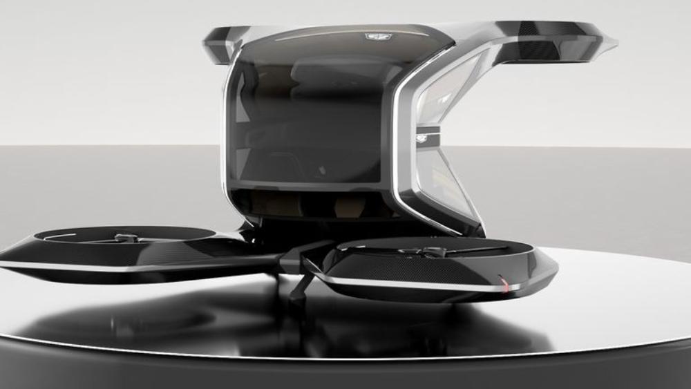 Cadillac VTOL concept