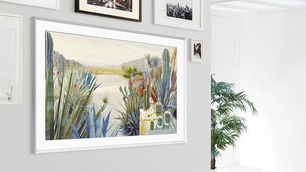 Samsung Frame TV, 2021 Edition