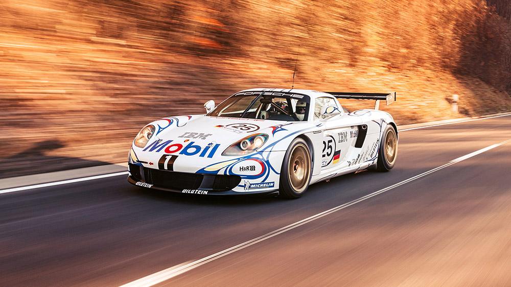 2005 Porsche Carrera GT-R